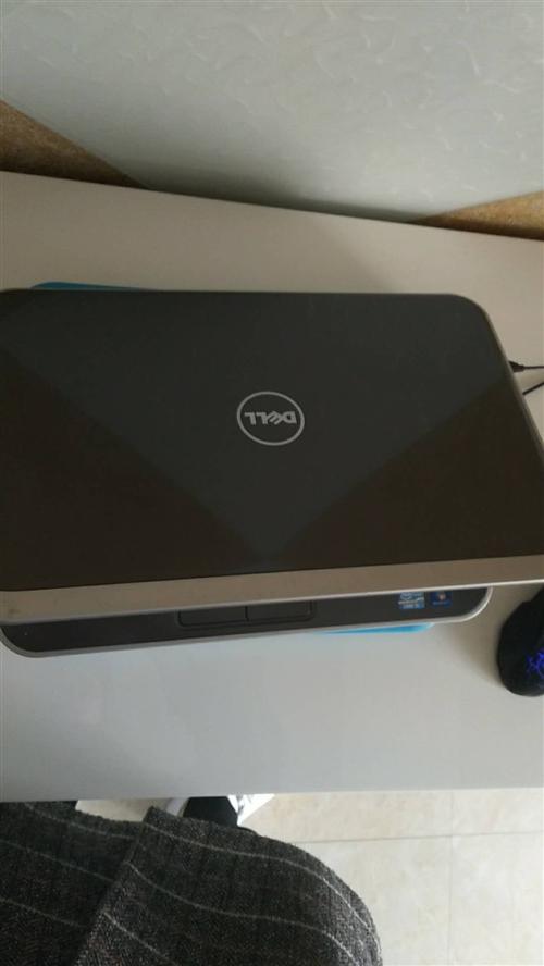 戴尔笔记本电脑一台,从买来就放那闲置,想要的联系我,非诚勿扰