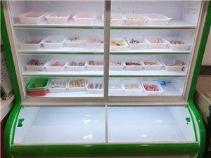 店里冰柜太多了 搞了空出来  先转让