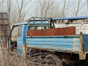 农用机械车