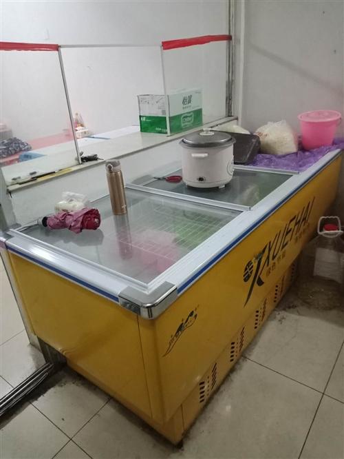 本人在湖口县城里有3台冰柜出售,价格最低,18270675085