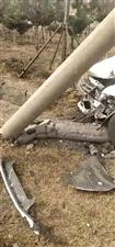 行车注意安全,滨州205国道东关以北车祸现场