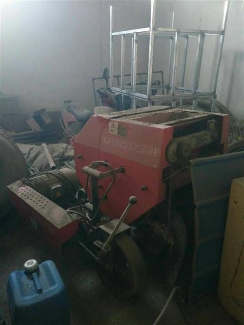 粉包谷机,就成新,低价出售