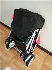 婴幼儿四轮推车