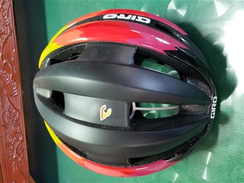行货美国GlROSYN7HEMlPS气动保护公路骑行竞赛自行车安全头盔 M:CHROME车队板M码...