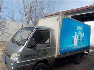 江淮微型厢式货车