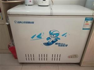 容声冰柜,正在使用中,因店面地方小需出售。有需要的价格面议。