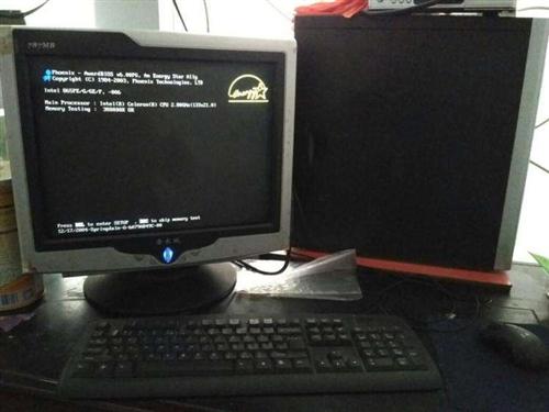 个人用一手惠普电脑。因换新机特价处理。质量没得说七八成新。