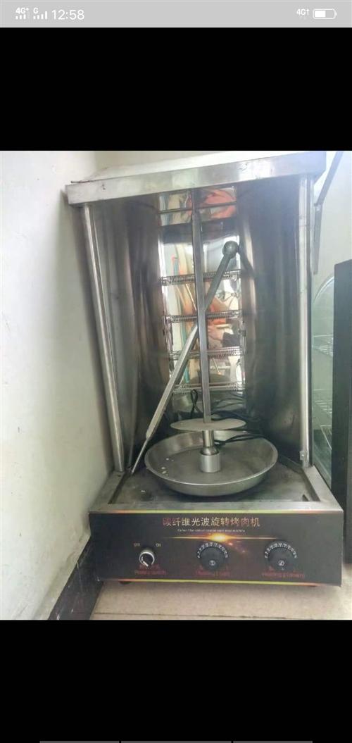 旋轉烤肉機,個人沒用幾回,低價出售,非誠勿擾