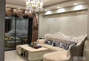 景糖家园127平豪华装修3房仅售155万元