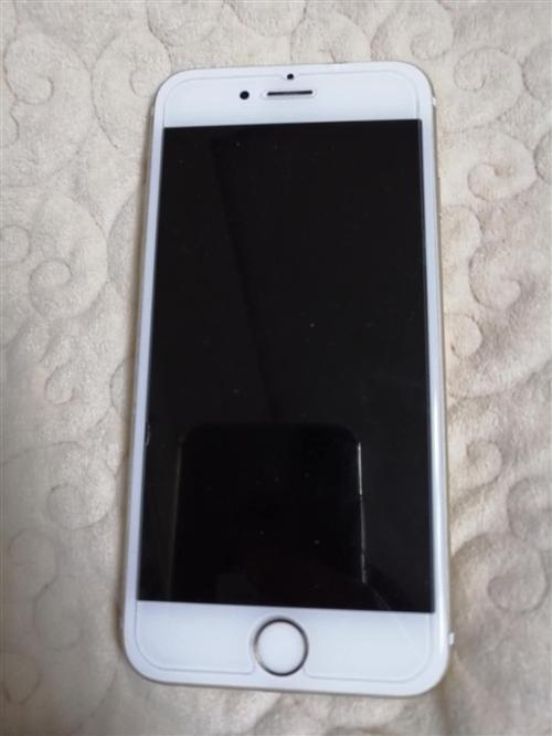 17年3月苹果6S,32G国行,12系统,没拆没修,成色如图,有磕碰