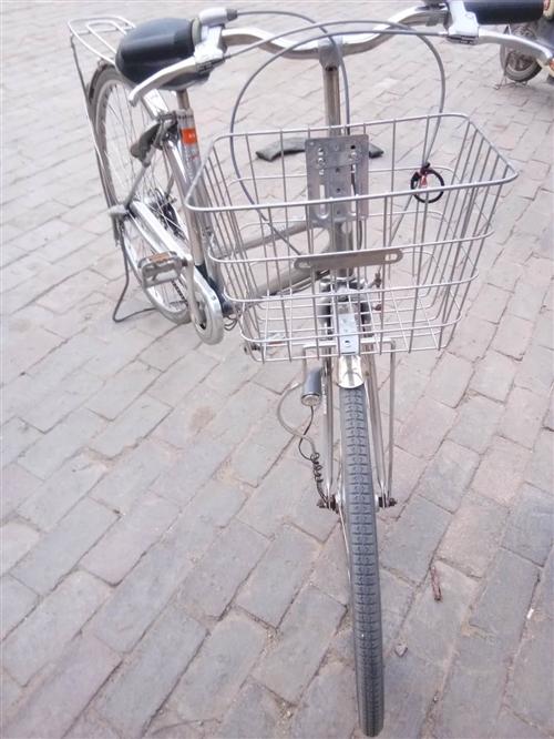 代朋友出售正宗日本曽茂自行車。