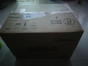 出售全新未使用烤箱:Midea/美的MG25NF-AD三代多功能电烤箱家用烘培蛋糕迷你25升全自动。...