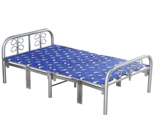 1.2米宽四折单人铁床