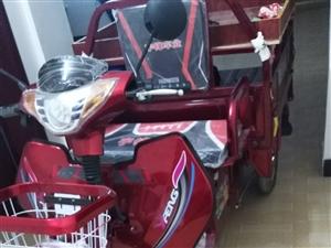 本人有一辆三轮车要卖,刚买的32安电瓶,由于要做别的了,有需要的可以联系我13997793822面谈