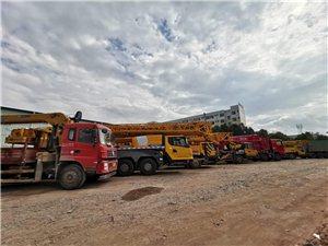 龙庆吊装20-55吨汽车吊