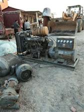 求购,厂矿里各种型号旧电机,回收旧机器设备锅炉变压器和发电机组等闲置物品,微信同号。15075064...