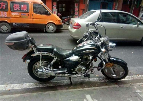 本人有一辆大运摩托车处理,想要者请联系