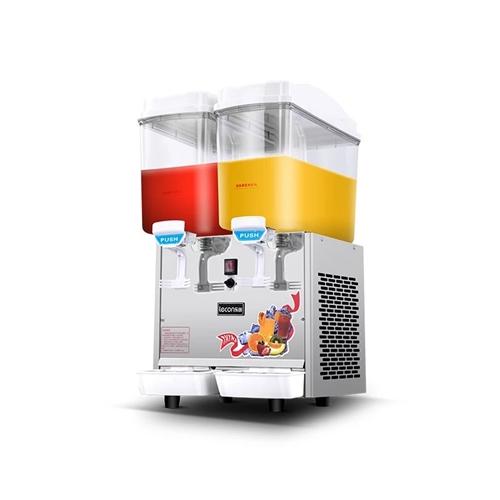小吃店不做了 双缸双温(制冷、加热)饮料机 89成新 原价1680 现价680元 还有电油炸锅两个 ...