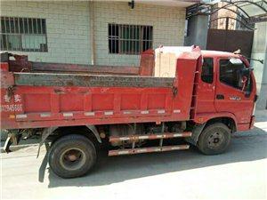 时代金钢自卸货车