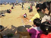 滨湖美景  文明游玩