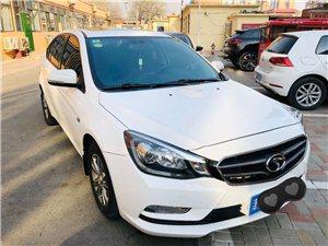 出售天津白色東南V5菱致個人一手車,2016年7月