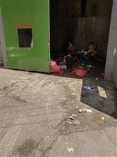 垃圾场太脏,太臭,污水满,热天来啊居民直接无法生活。