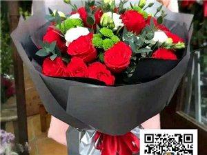 承接各种花束、节日、婚礼现场布置