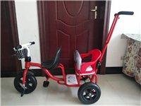 现有一辆儿童双人自行车转卖    全新的    家里宝宝还小坐不了     放家占地方   所以想转...