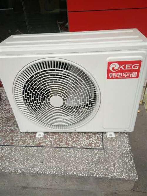 韩电空调价格优惠适用于出租房,工地板房高铺等场所