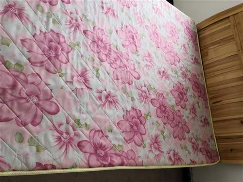 本人有二张新木床转让,规格1.8*1.5大床,有要请联系13966817790