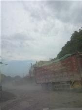环境污染特�e大,影响村民生活。