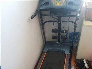 电动跑步机带电动甩腰的,基本没怎么用过,九成新以上,需自提县城内!