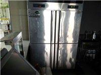 現有全新冰箱一臺 買來用一個月左右 無任何損壞 有保修期卡 隨時可用  外加廚房操作臺三個放在廚房干...