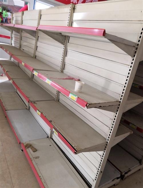 超市货架,架子, 五层一组,限自提 长期有效 超市退下的货架,不议价 单面的,五层,一组80 ...