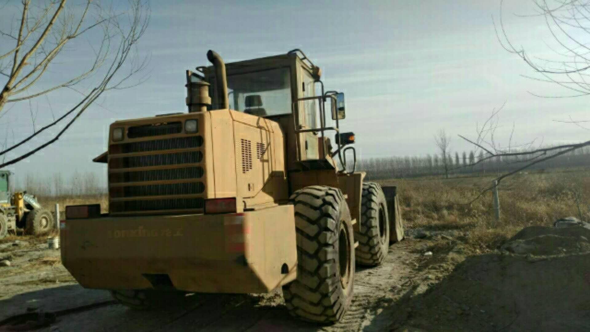 二手裝載機30龍工50柳工鏟車個人出售