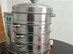 早餐店不开了,用了一个多月 有汤面的桶 ,蒸包子的包子机 (自带蒸笼,蒸布) 都是用电的,方便经济实...