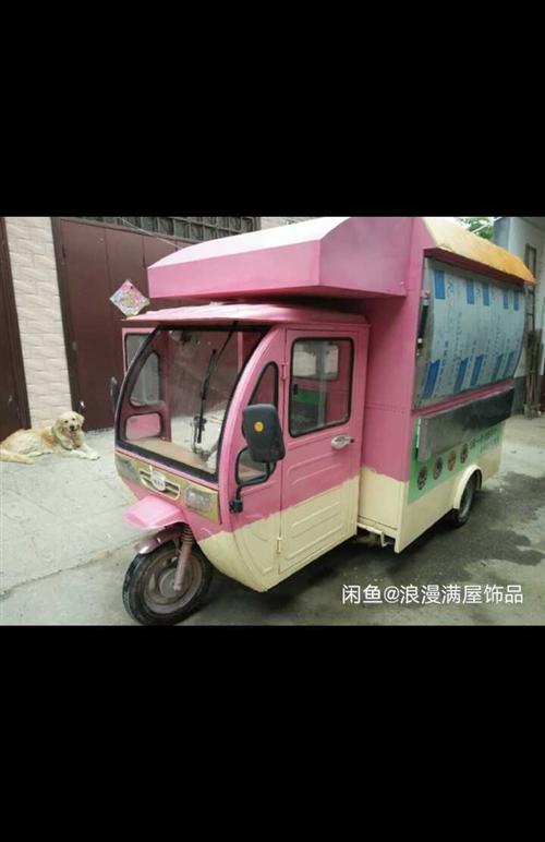 电动小吃车,用了半年一个人忙不过来所以转让,可做麻辣烫烧烤油炸,铁板鱿鱼之类的,奶茶冰激凌车,凉菜都...