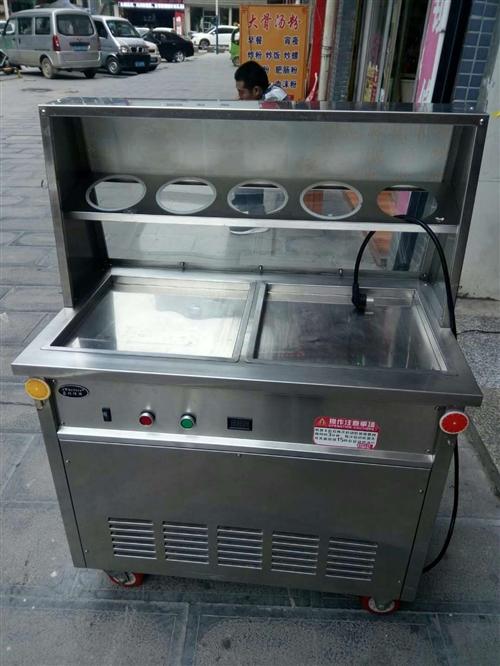 炒冰淇淋机出售,价格是1800,联系电话18208462749