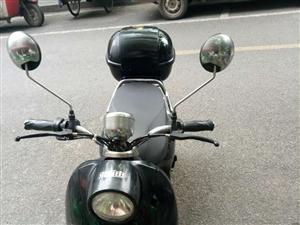 本人有辆闲置的黑色电动摩托车转让,购买手续齐全,价格面议,因本人没上班了,所以想转让出去,有意者请电...