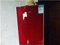 二手冰箱,海尔牌,450元,谢绝还价,湄潭自运!