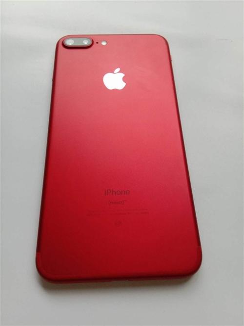 苹果7plus   32g  换了个红色壳 新的很99新无磕碰,手机没毛病 真心不错,7天包退,...