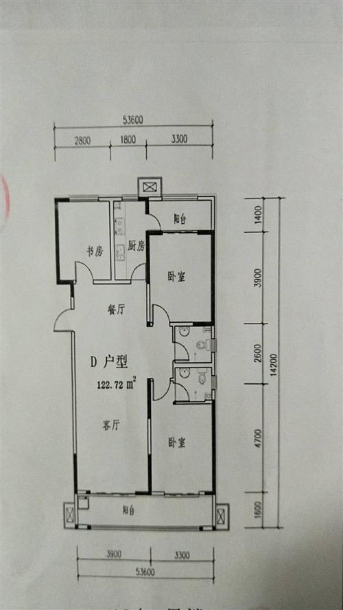 宇联港湾准现房,七月底交房,电梯洋房。三室