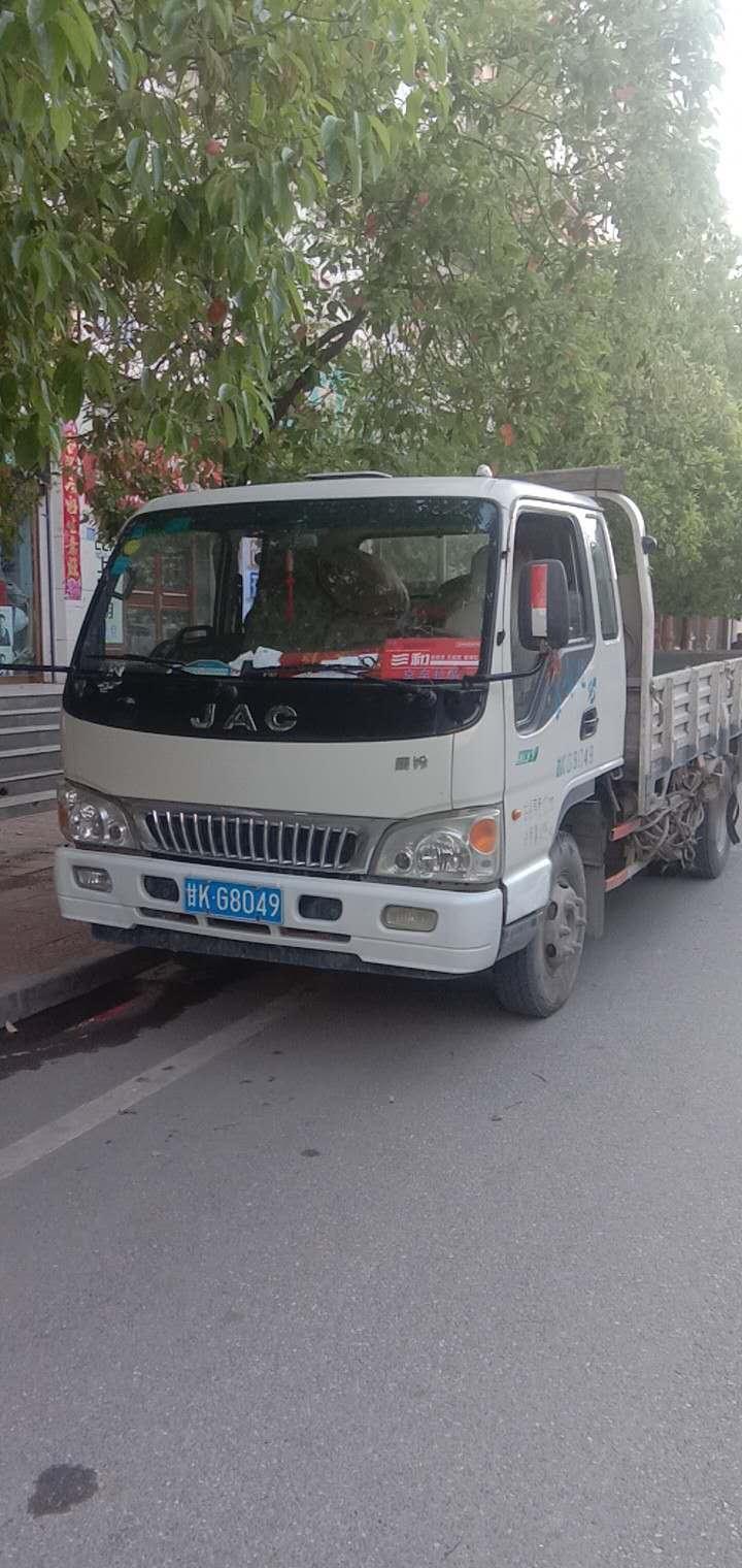 江淮货车4102