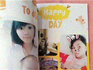 跟宝宝做的照片书收到真好看又便宜。