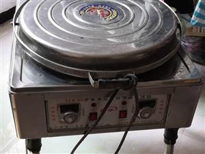 现有烤饼机一台,有意可电话联系