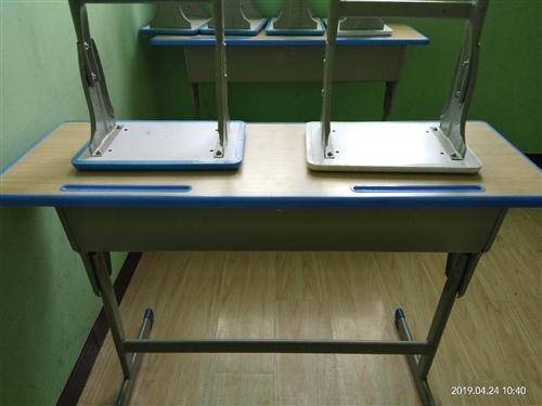 出售:本人有闲置辅导班用单人桌椅、双人桌椅、白板、电脑书桌处理,有需要的电话联系,非诚勿扰。联系电话...