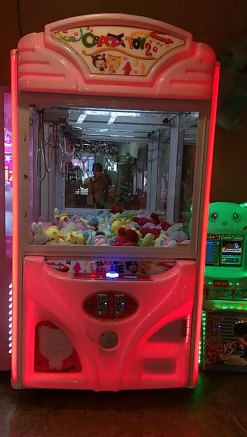 合伙人撤资,娃娃机,游戏机,兑币机,摇摇,玩沙子城堡,全部一起处理。9成新微信www2074电话18...