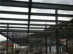 活动板房,钢结构。