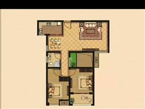 一手房龙湖华庭3室 2厅 1卫72万元