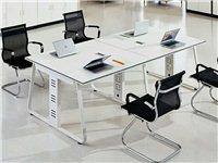 洽谈桌,会议桌,可做长型餐桌,乳白色。长1.8米,宽一米。九九成新